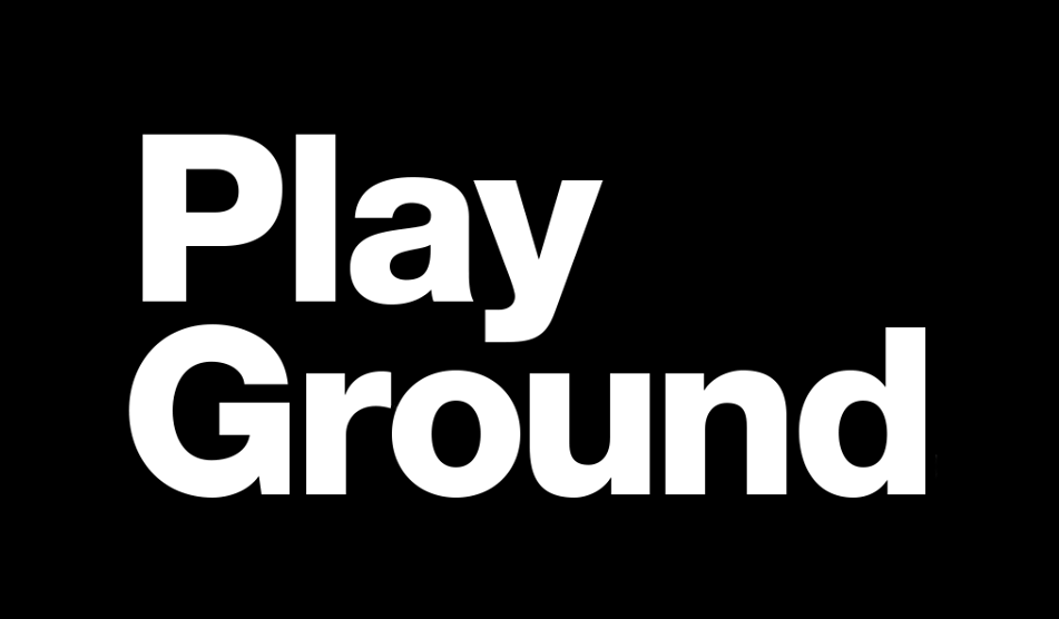 Importancia contenido visual playground logo