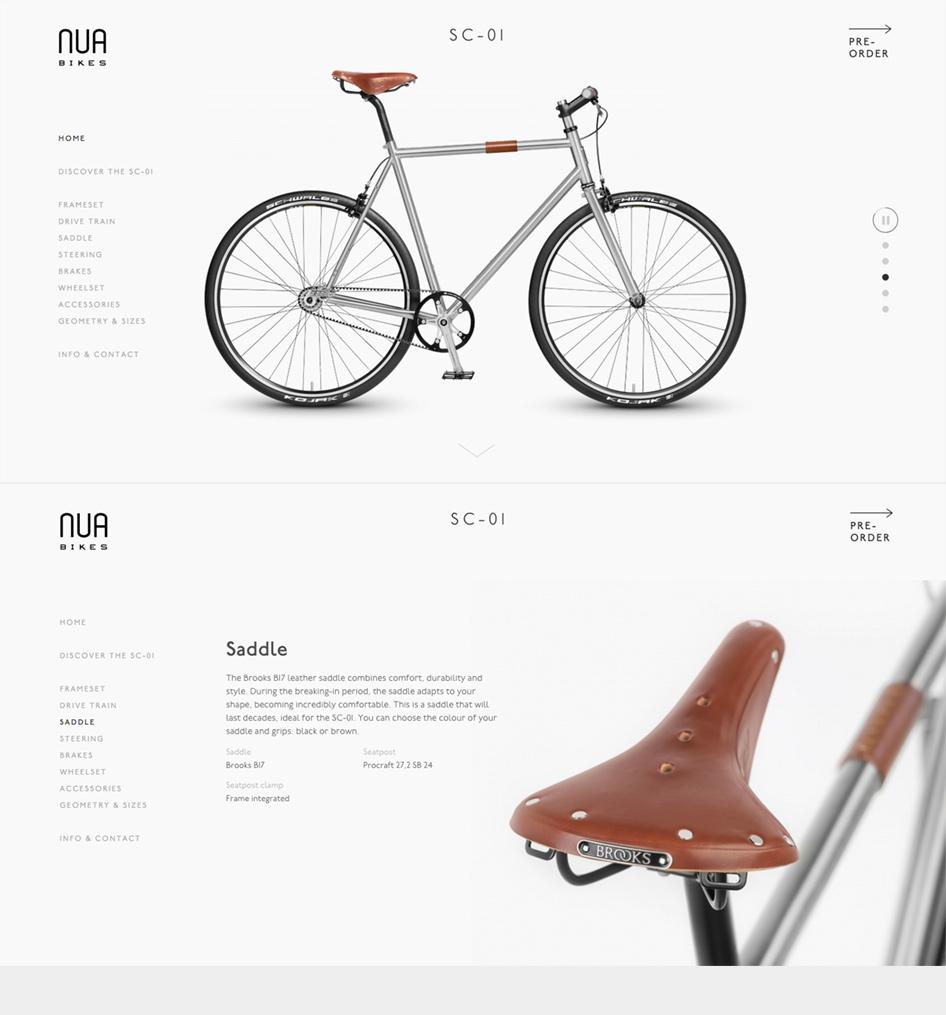 Mejorar diseño web espacios