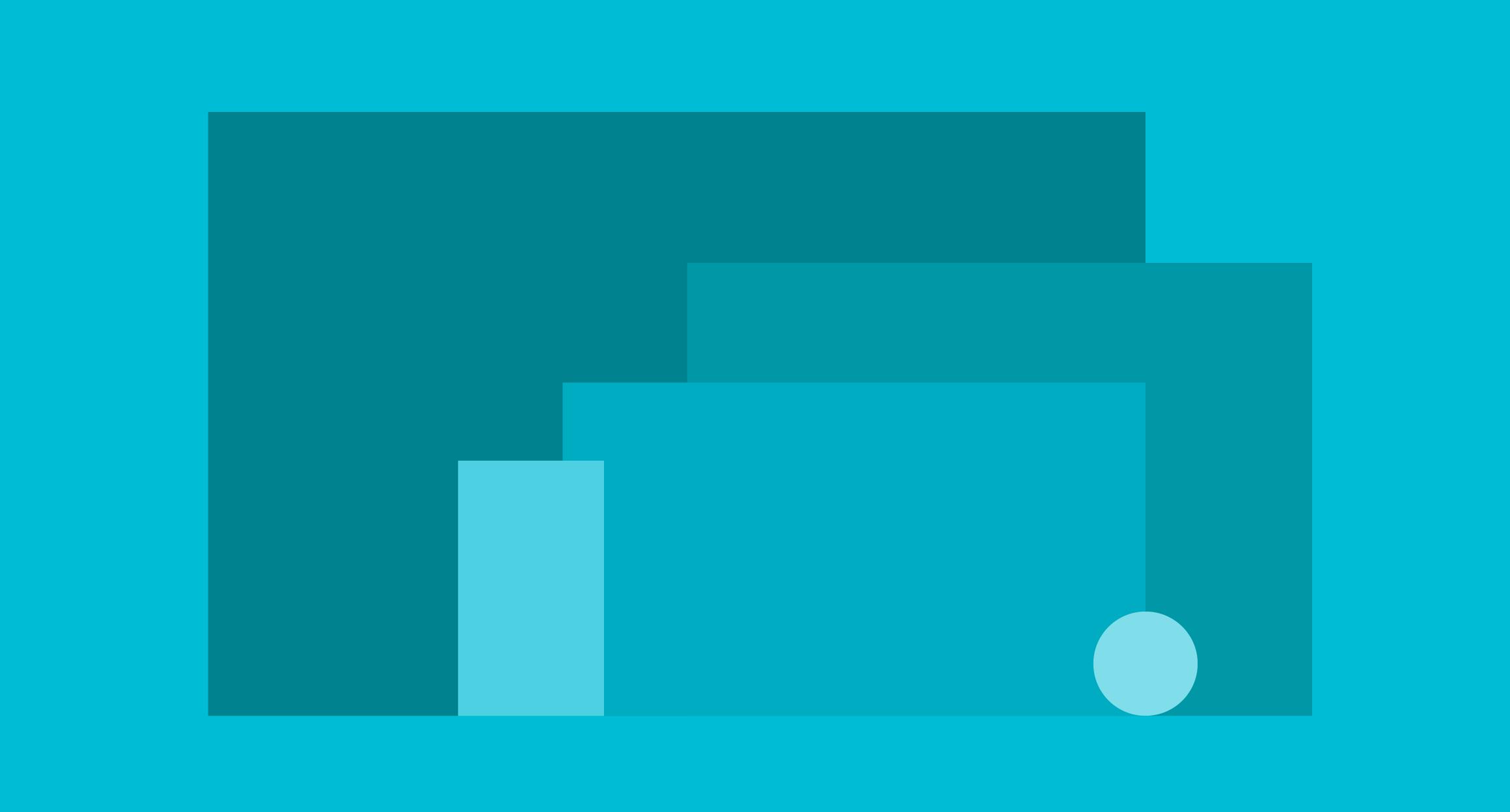 Diseño gráfico web proporciones