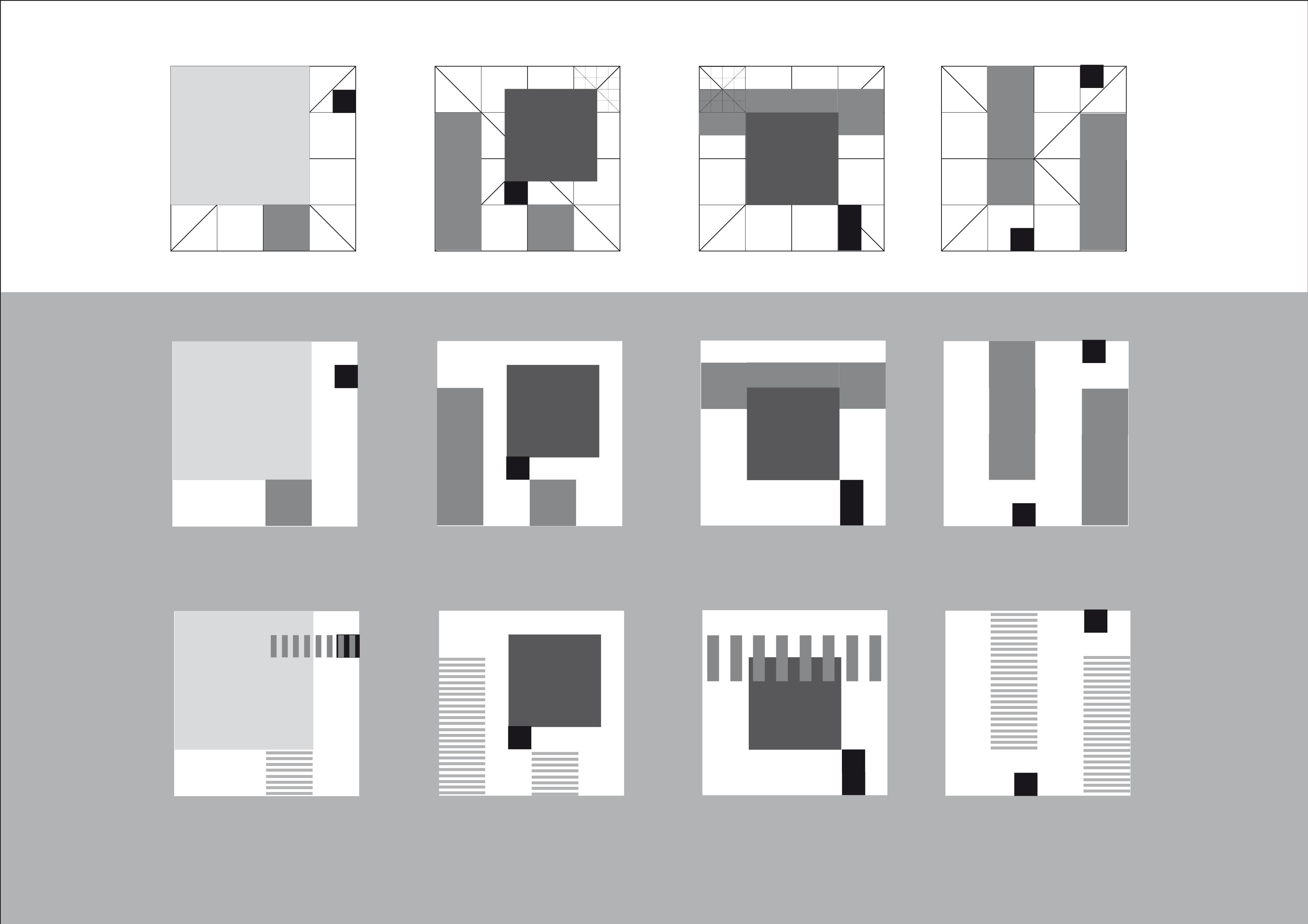 Diseño gráfico web reticulas