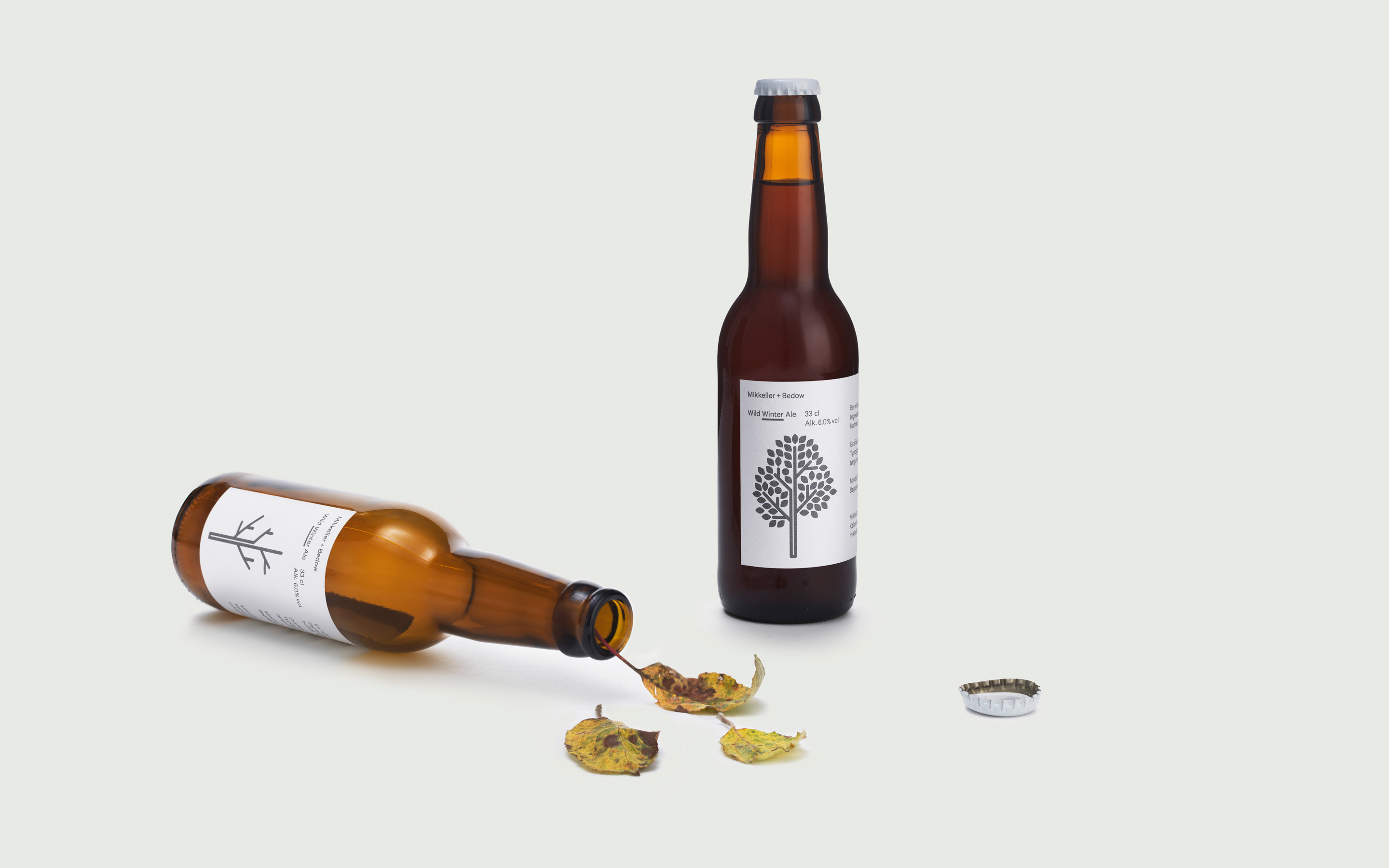 Cerveza Bedow Mikkeller Winter packaging