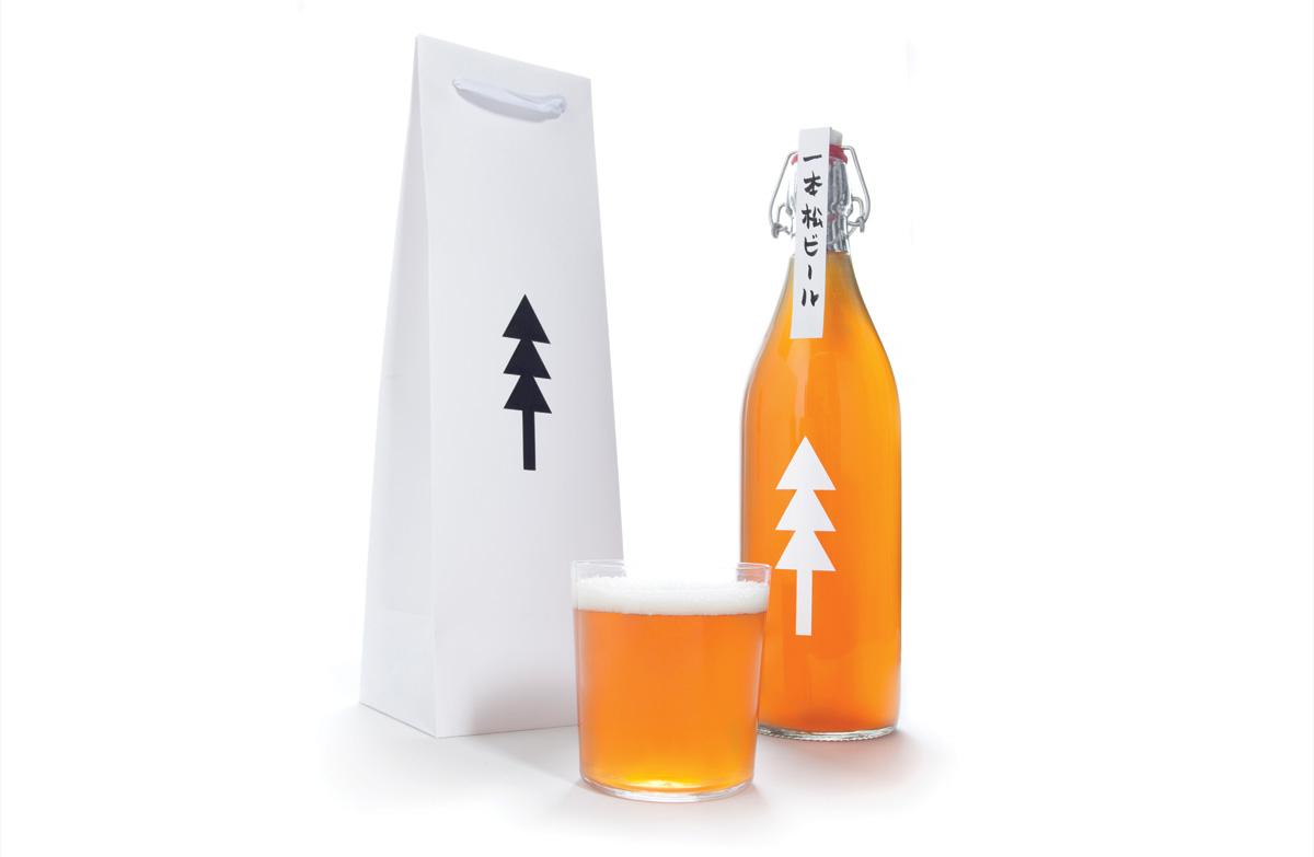 Cerveza Ippon Matsu packaging