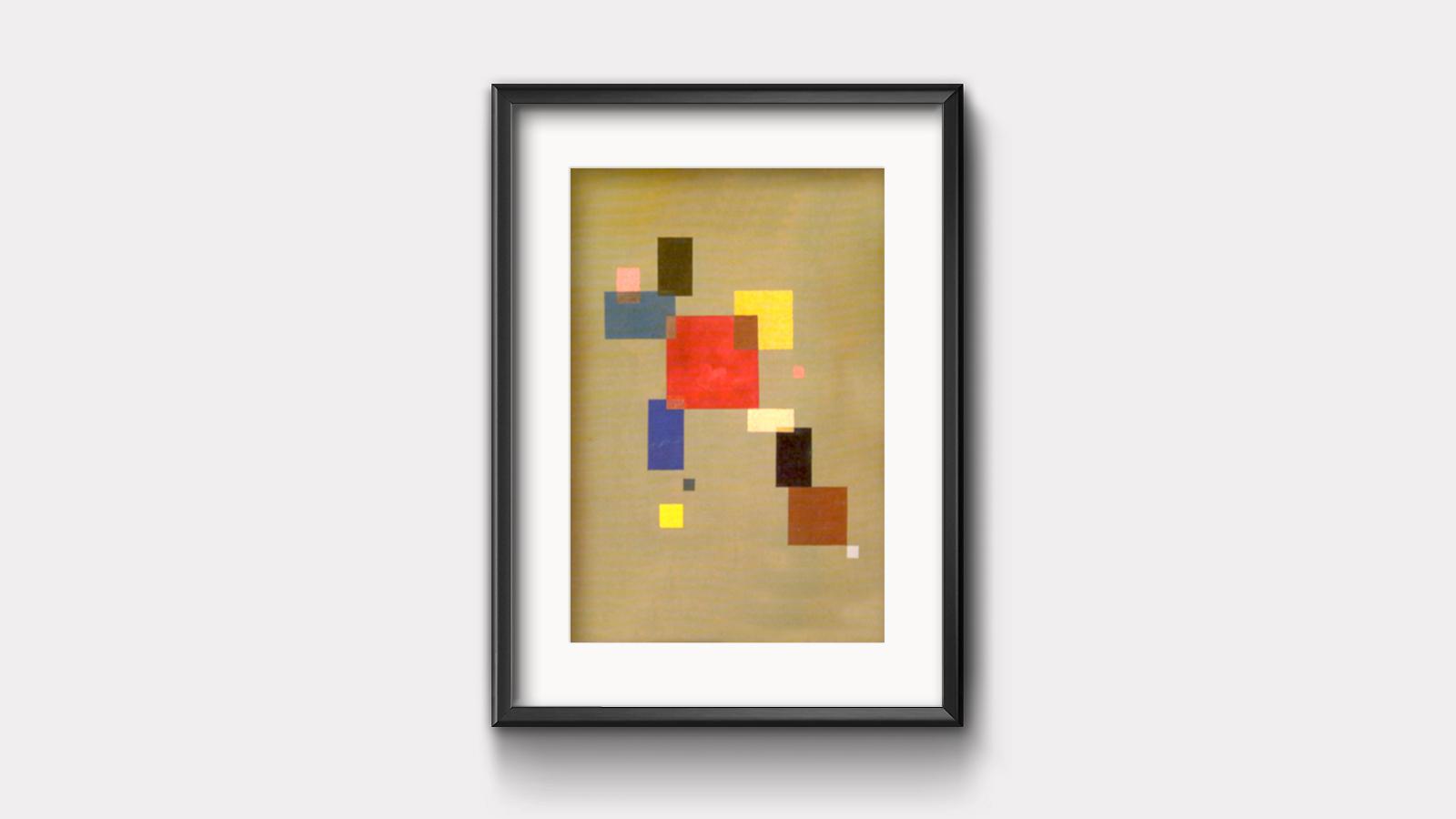 Kandinsky proporciones diseño gráfico