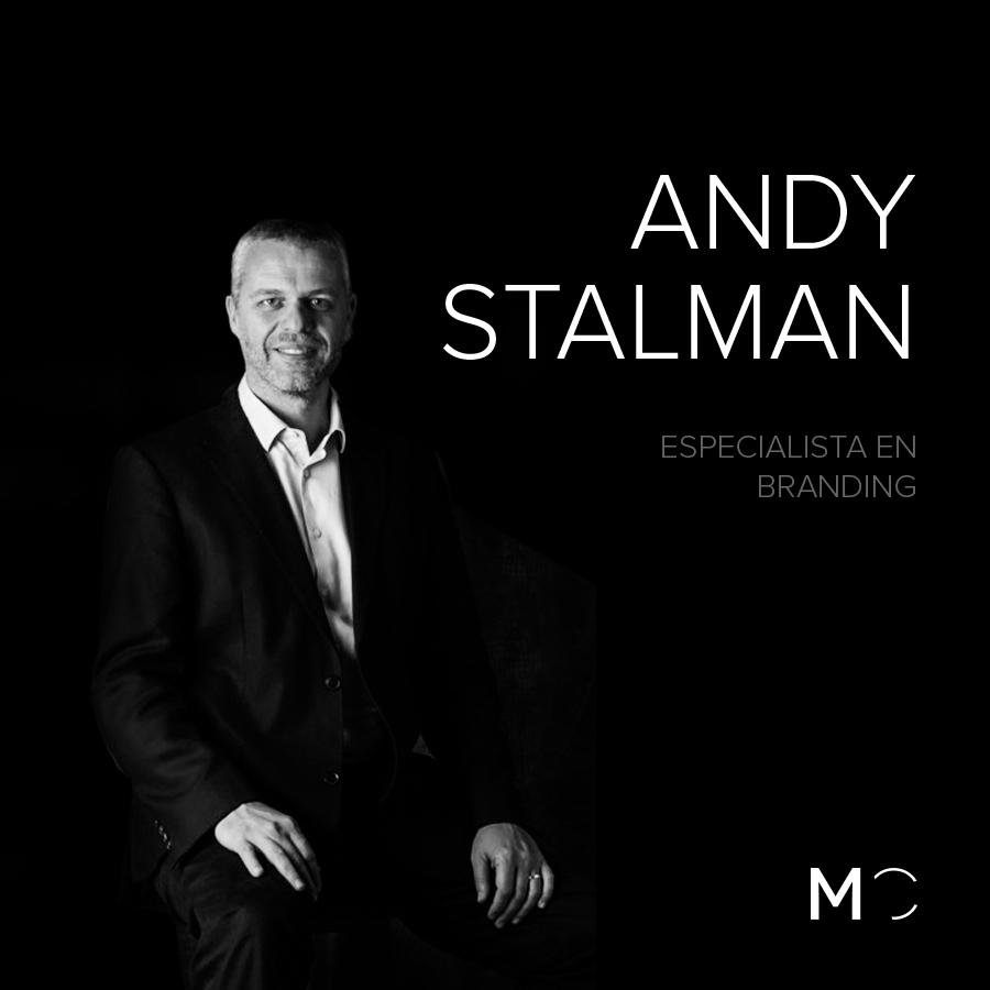 Mandarina entrevista Andy Stalman branding