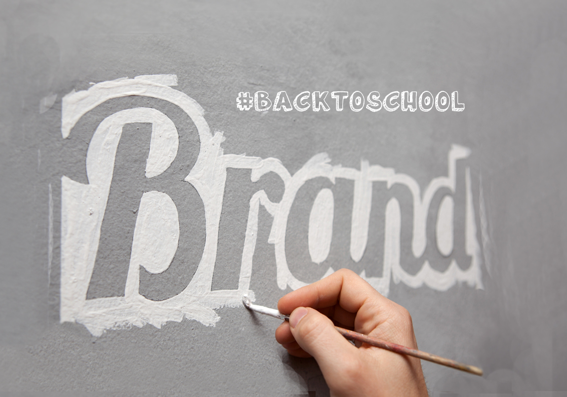 Back to school branding