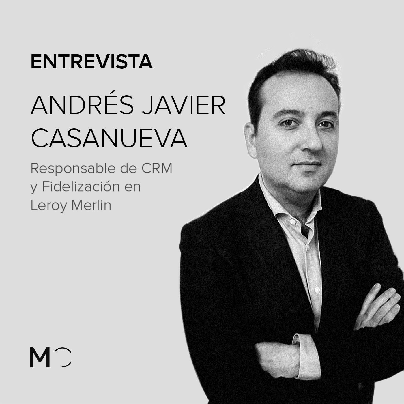 Mandarina entrevista Andrés Javier Casanueva Leroy Merlin