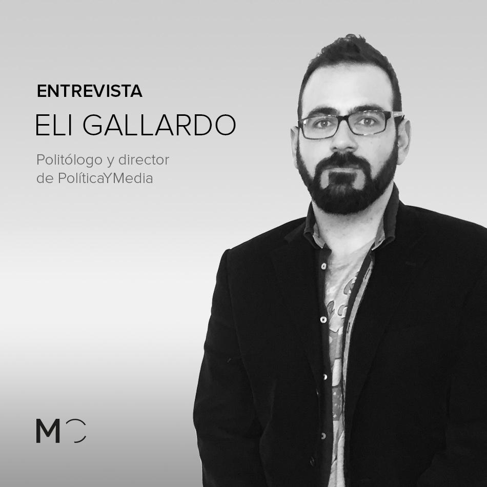 Mandarina entrevista Eli Gallardo política redes sociales