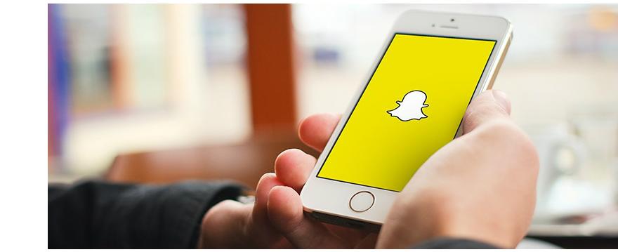 Snapchat marketing mobile