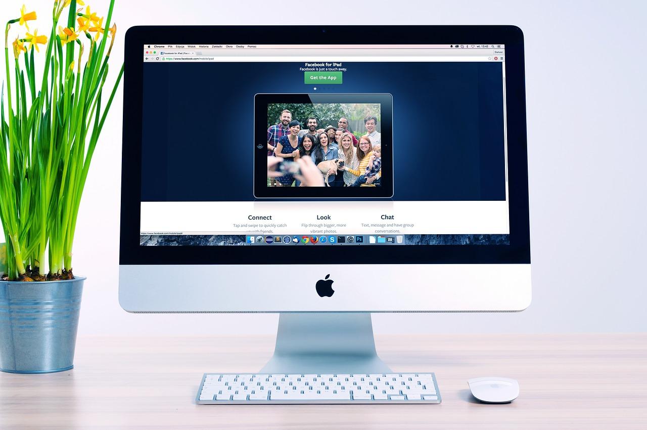 Redes sociales tiendas online Facebook