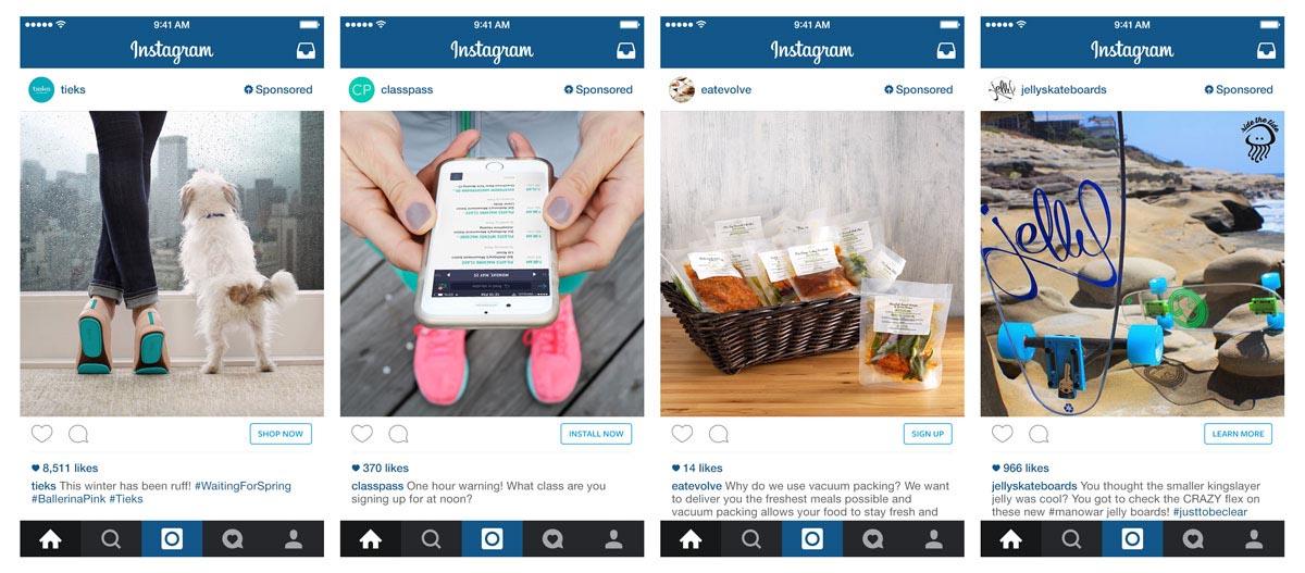 Vender online Instagram
