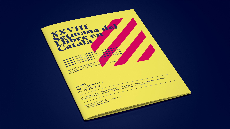Gremi llibreters brochure setmana del llibre en català