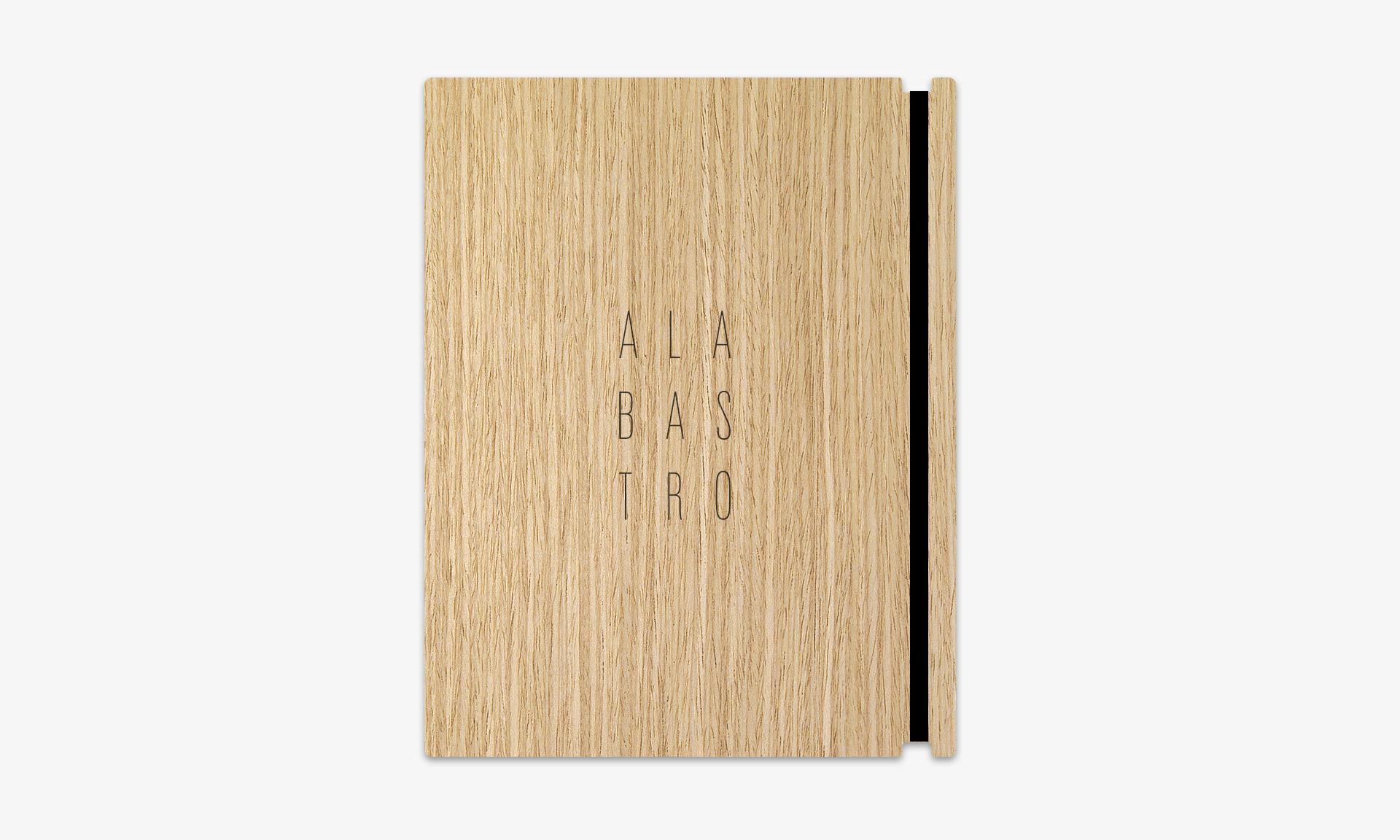 Aguas de Ibiza cartas Alabastro portada