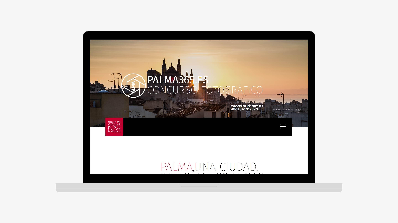 Concurso foto Palma 365 web detalle home