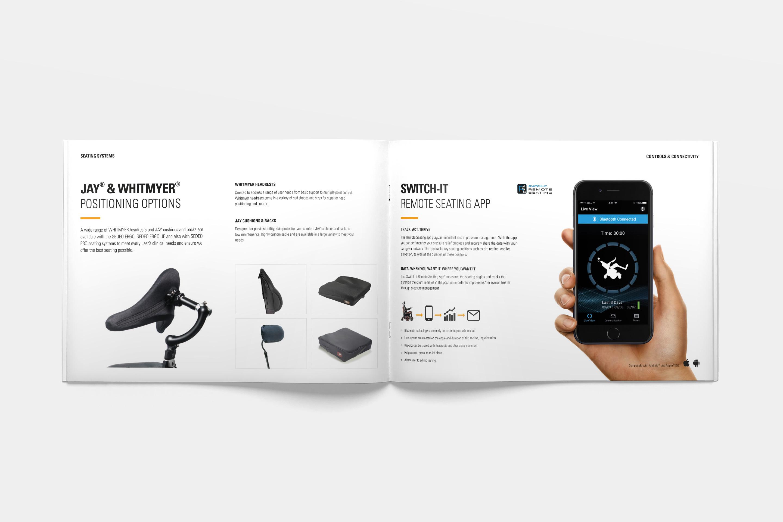 Sunrise Medical folleto sillas ruedas 11