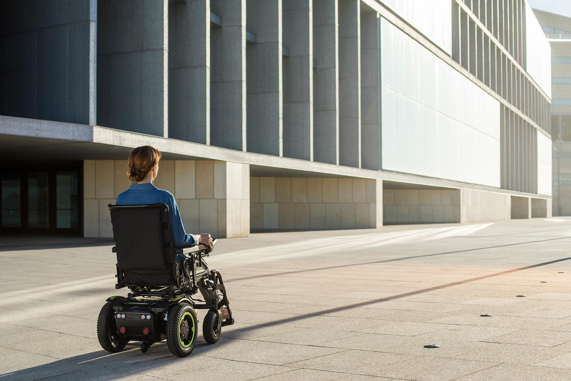 Sunrise medical sillas ruedas Q100-200