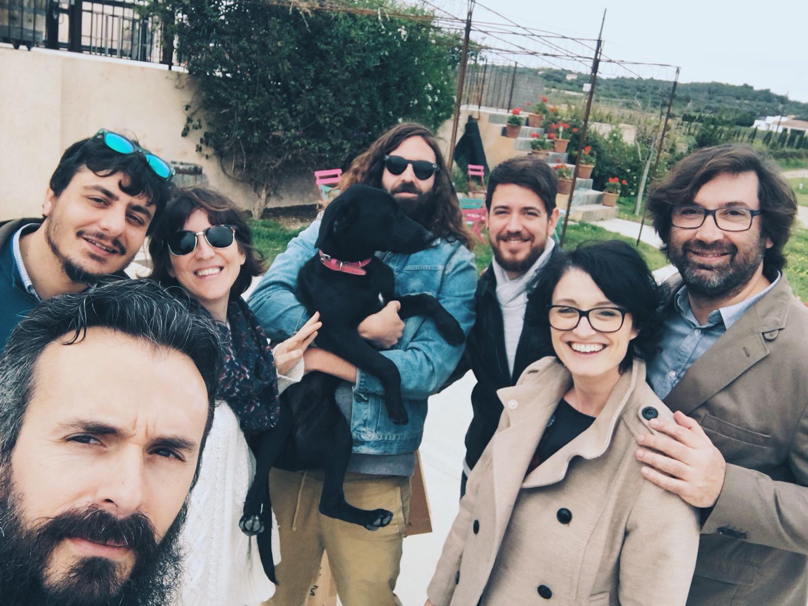 Bodega Mesquida-Mora Mandarina Brand Society equipo