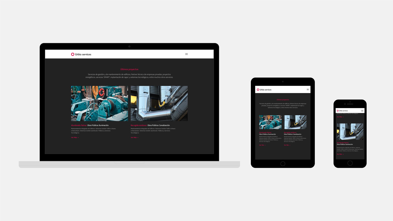 Urbia rebranding naming web 2
